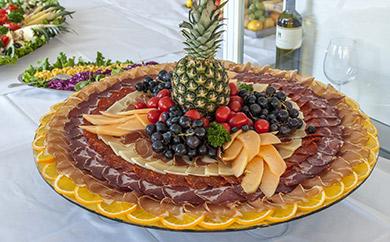 Lana Korana hrana svečana dvorana